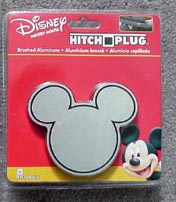 Mickey Mouse Trailer Hitch Cover